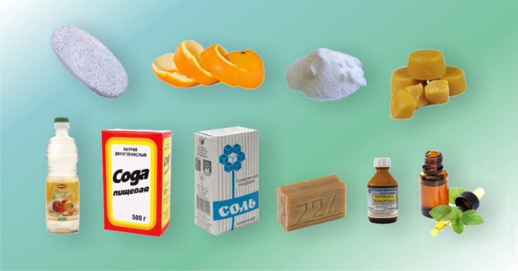 Использование бытовой химии: секретные рецепты