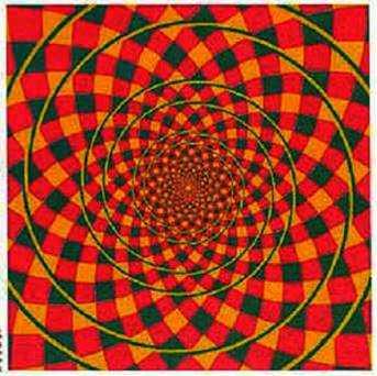 Спираль или круги