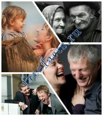 Больше смеха, побольше улыбок в жизни