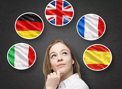 Английский, немецкий, финский для взрослых