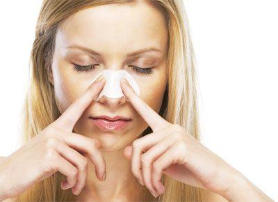 заложенный нос. Как лечить