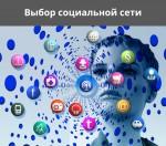 Какая социальная сеть самая оптимальная: сравнительная характеристика