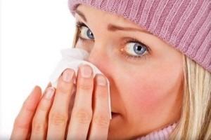 Болит горло, насморк